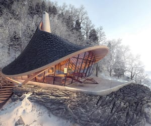 architecture, cozy, and home image