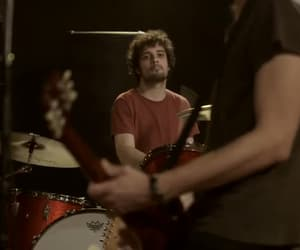 band, nick valensi, and drums image