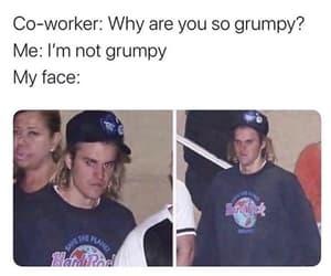 angry, grumpy, and funny image