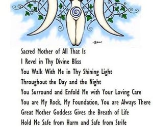 breath, mother, and sacred image