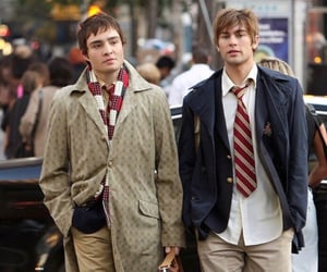 Chace Crawford, gossip girl, and ed westwick image
