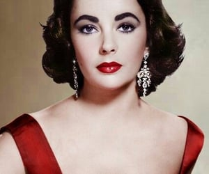 actress, celebrity, and elisabeth taylor image