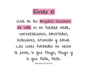 frases en español, 10 01, and fuir image