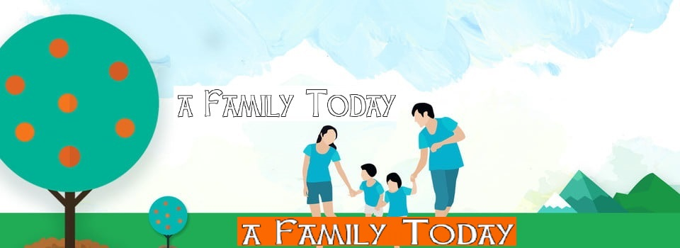 article and a family today image