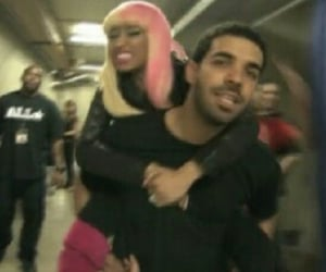 Drake, goat, and Queen image