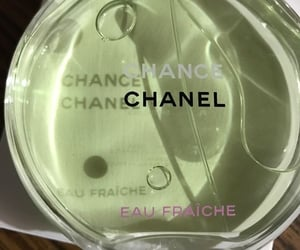 chanel, green, and aesthetic image