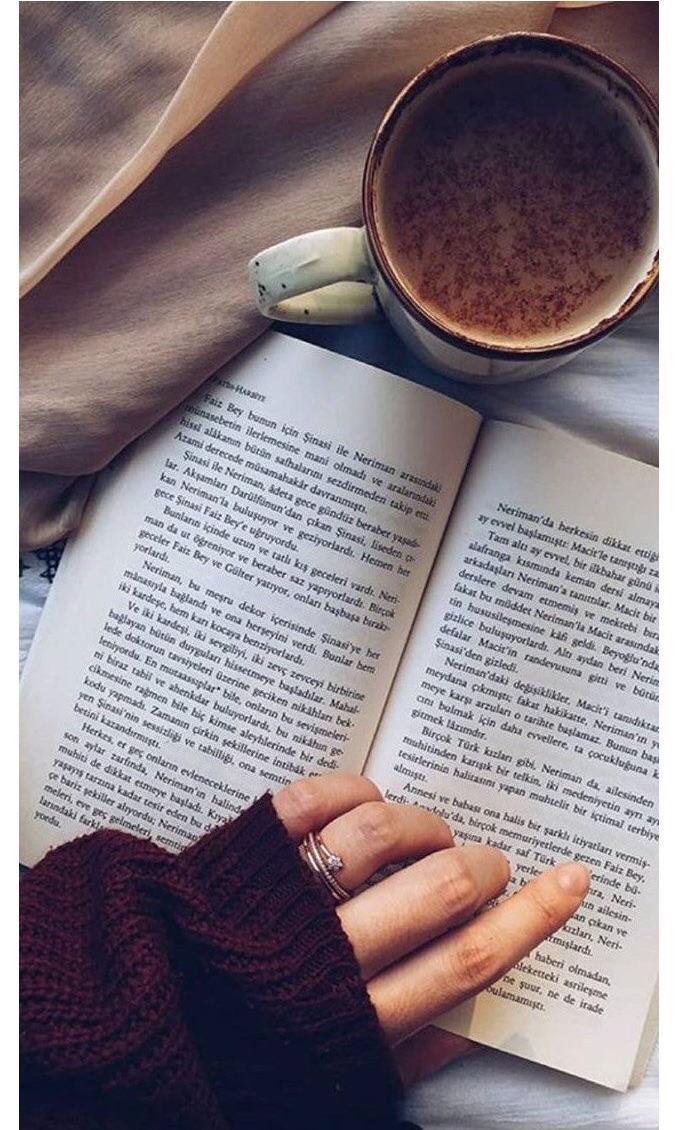 books, coffee, and aesthetics image