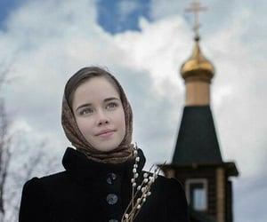 Catholic, girl, and catholicism image