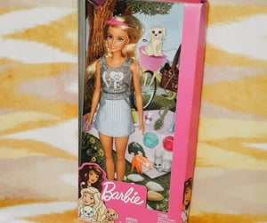barbie, barbie doll, and photography image