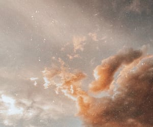 sky, clouds, and aesthetic image