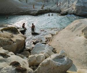 Greece, nature, and grecia image