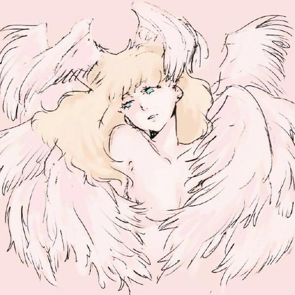 angel, anime, and devilman image