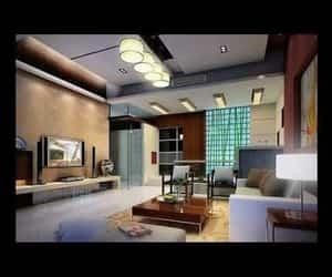 home decor, living room, and living room ideas image