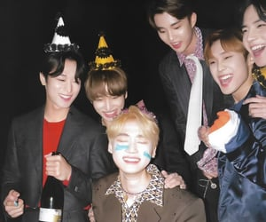 Juyeon, Sangyeon, Q, New, Jacob, Younghoon   © newmaboy