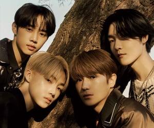 Sunwoo, New, Hyunjae, Kevin