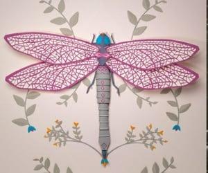 arte, papercraft, and belleza image