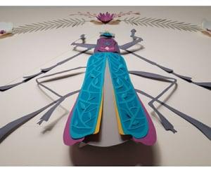 arte, papercraft, and mila garcía image