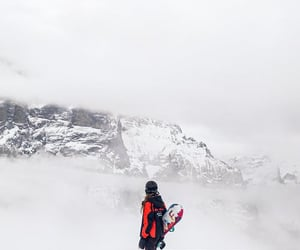 austria, mountains, and ski image