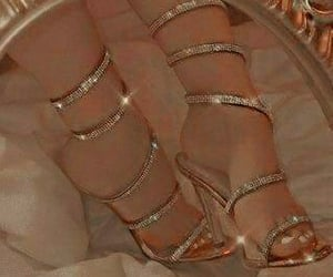 shoes, aesthetic, and heels image