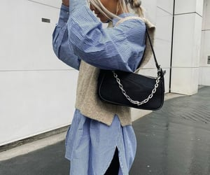 blogger, look, and outfit image