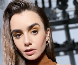 actress, lily collins, and beautiful image