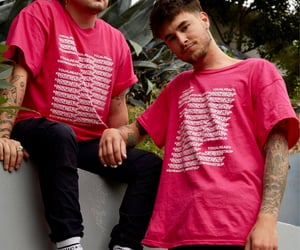 aesthetic, boy, and friendship image