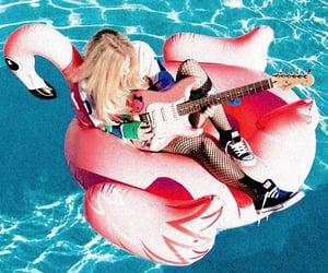 Avril Lavigne, fashion, and punk rock image