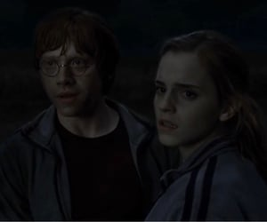 boyfriend, girlfriend, and harry potter image