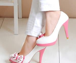 fashion shoes, heels, and women's fashion image