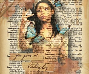 beautiful, Collage, and honey image