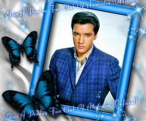art, elvis, and Elvis Presley image