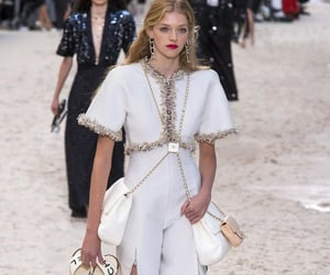 chanel, collection, and runway image