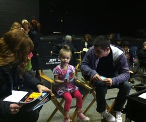 holland roden, dylan obrien, and lydia martin image
