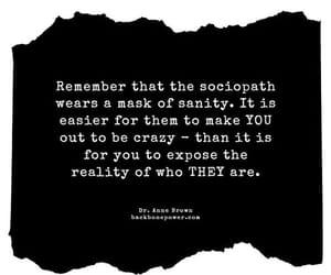 sociopath and personality disorder image