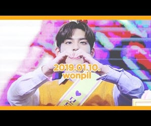 video, day6, and wonpil image