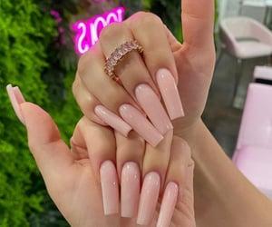 jewelry, nail inspo, and nail ideas image