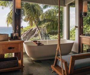 bathroom and luxuryous image