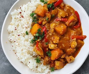 cooking, eating, and curry image