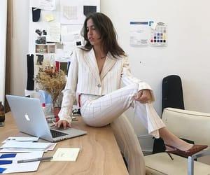 boss, elegant, and girlboss image