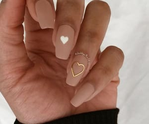 nails, Valentine's Day, and valentines day nails image