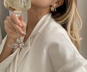 Christian Dior, earrings, and elegant image
