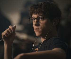 cherry and tom holland image
