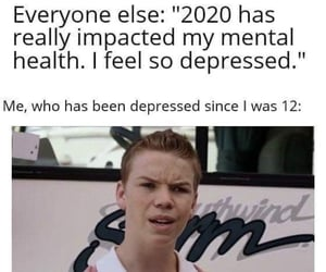 2020, me, and meme image
