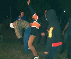 dance, fuji, and grunge image