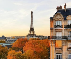 Fall in Paris 🍁🗼🍂