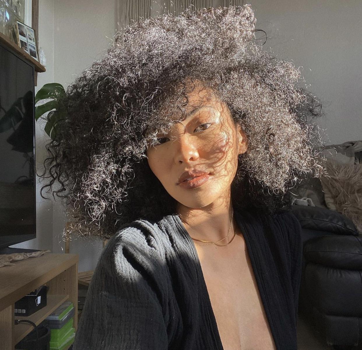Afro, beautiful, and girls image