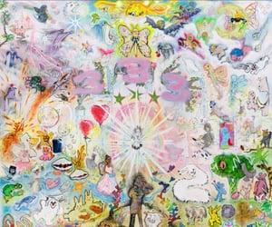 333, pastel, and bladee image