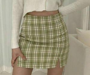 aesthetic, fashion, and korean girl image