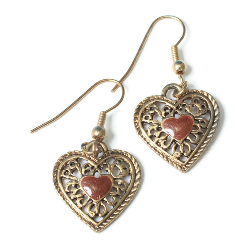 vintage earrings image