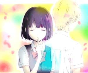 gif, anime icon, and pfp image